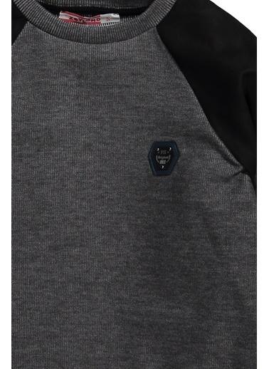 Zeyland Omuz Parçalı Sweatshirt (5-12yaş) Omuz Parçalı Sweatshirt (5-12yaş) Antrasit